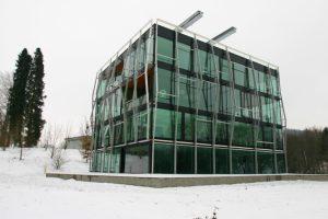 Außenansicht vom Haus am See am Bodensee