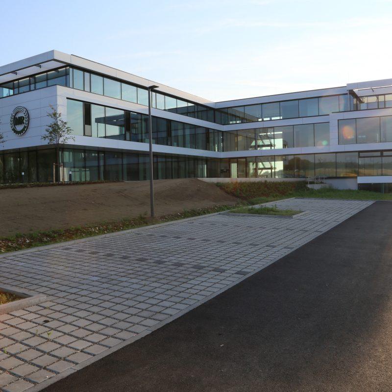 Haus der Maschinenringe in Neuburg a.d. Donau