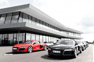 Audi Driving Experience Center in Neuburg