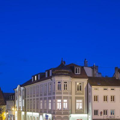 Hotel Rennbahn in Neuburg