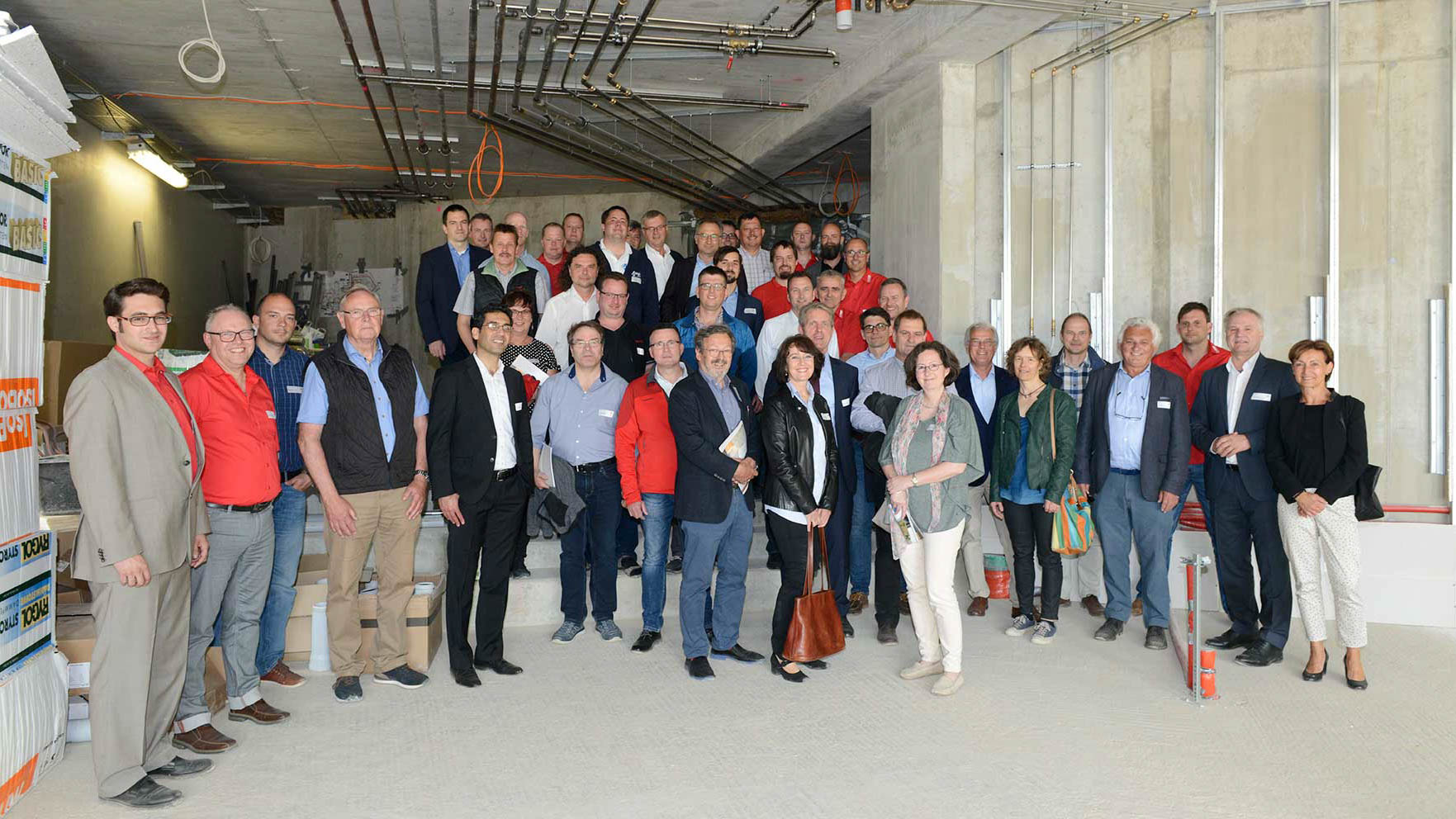 DTB-Ausbau Architektentag 2018
