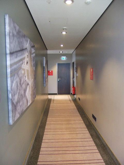 Hotel Leonardo in Ulm Trockenbau, Innenausbau, DTB, Das Team Begeistert