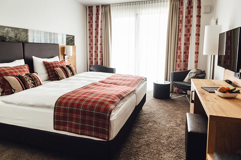 Hotel Edita in Scheidegg ist ein schönes Bauprojekt von DTB Ausbau