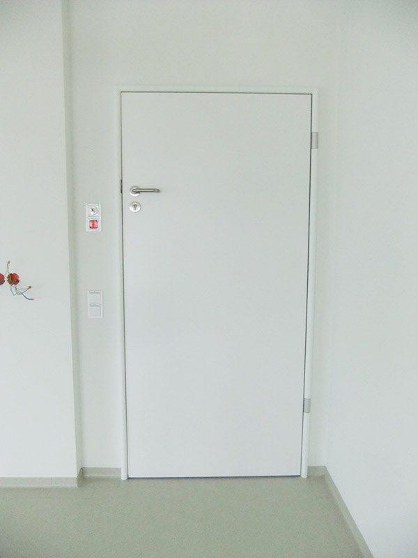 KITA Untermeitingen DTB Ausbau Trockenbau Türen Fenster
