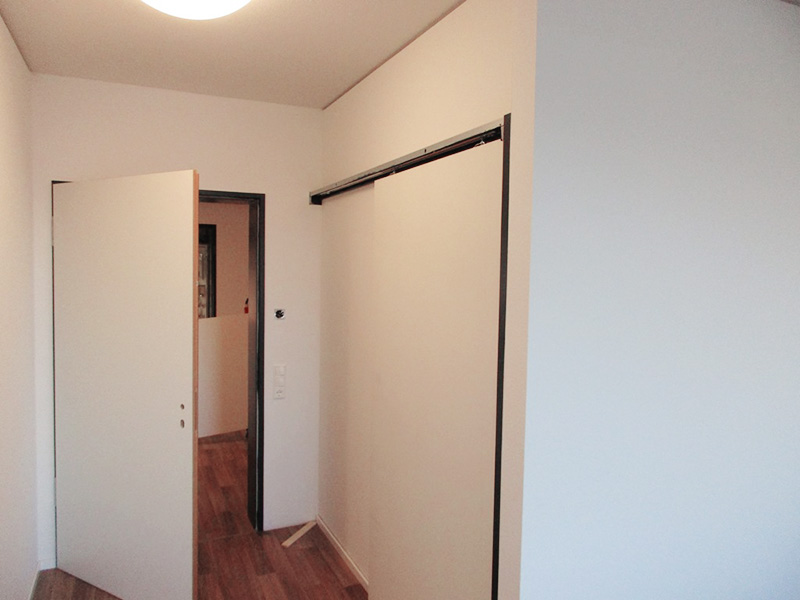 Das Pflegeheim in Dornstadt wurde von DTB Ausbau mit den Trockenbau und GK-Wänden ausgestattet.